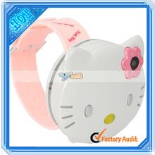 C109 Hello Kitty White Kids Cheap Smart Watch Phone
