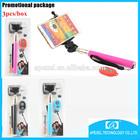 Sale!monopod selfie stick wireless bluetooth,handheld monopod selfie stick bluetooth shutter for Samsung Note 4 accessories