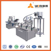 automatic cartridge filling and capping machine used for silicone sealant and grease