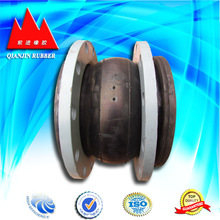 single sphere rubber expansion joints for vibrationg screen