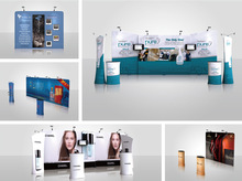 Wholesale commercial exhibition booth