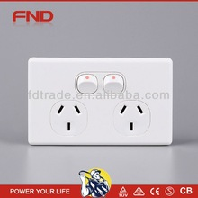 FND GPO2 australian standard electrical switches