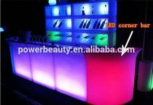 2014 Restaurant &hotel acrylic LED bar counter design