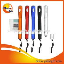 Adertising retractable LED banner pen