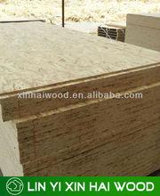 Linyi Xinhai Wood OSB/1 OSB/2 OSB/3 with low price