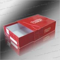 shoe box packaging box drawer