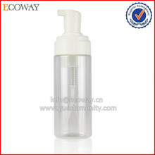 manufacture hotel/cosmetic squishy water plastic spray bottle