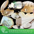 natural de la perla instantánea en polvo para blanquear la piel