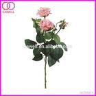 pink flores artificiales