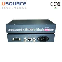 Factory supply protocol converter BNC E1 to V.35 fiber to e1 to ethernet converter price