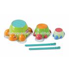 Little Tikes Bath Drums/ baby bath toys