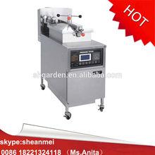 Fast food mcDonald/Chicken processing equipment /chicken pressure fryer machine