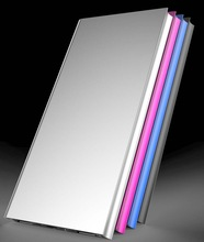 Ultra slim power bank 8000mAh real capacity for Smart phone and table
