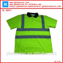polyester shirt t shirt pent CE EN471