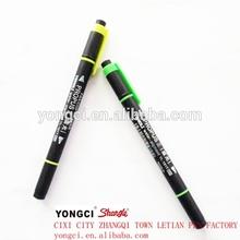 CiXi LeTian Double Tip Highlighter Pen YL-101T