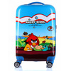 ABS animal kids luggage/trolley bags for school and travel
