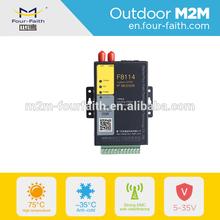 F8414 ZigBee Ethernet Gateway supports DHCP zigbee module m