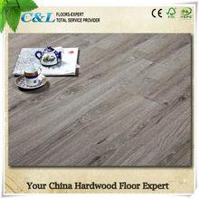 HDF AC3 8mm Gray Oak Laminate wood Flooring