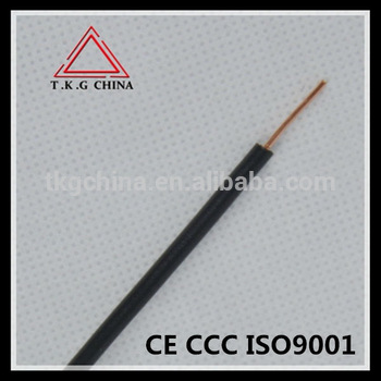 copper conductor pvc insulated 2.5mm single cable factory