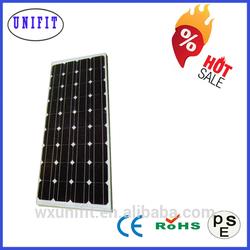 high efficiency and low price solar panel 260 watt 60pcs solar cell