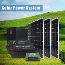 stock solar panel for solar power generator ,price is lower