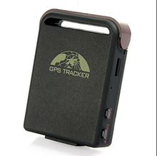 Real-Time GPS Personal/pet Tracker GPS102-B Built-in Memory+Hard-wired Charger