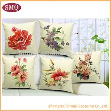 2015 custom wholesale decorative cushion with brand