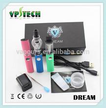 vaporizer pen style 3 in 1 vaporizer smoking vape pen with ego wax dry herb oil atomizer