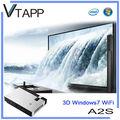 Vtapp a2s 2014 alta- producto de tecnología windows proyector inalámbrico portátil mochila