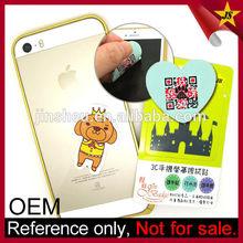 Pro Microfiber Screen Cleaner Manufacturer Mobile Phone Sticker
