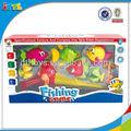 بيع جيدة المنتجصيف لعبةمن لعب بيت بلاستيكي لعبة صيد السمك للأطفال