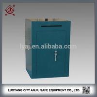 Retail hook lock display security donation box