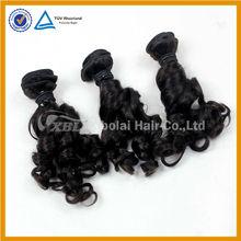 Hot selling in USA no tangle low price virgin funmi hair