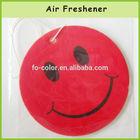 Customized Car Air Freshener Card