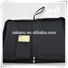 custom nylon file folder,document folder with zipper closure