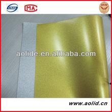 Silver PET Film Silk/Sandy/Matt Adhesive A3 A4 Sheet