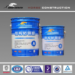 Two-component Epoxy Resin Based Steel Bonded Adhesive On Big Sale