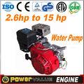 Motore motore motore a benzina g 2014 168f-2 6,5 HP per generatore di gx200)