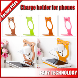Promotional Cheap Portable Mobile Phone Charger Holders