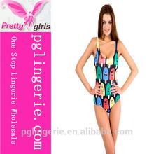 Hot Promotion women sexy one piece bikini swimwear hot sale