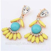 2014 best selling items professional jewelry factory kendra scott earrings