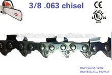 "3/8"". 050. 05 8. 063 cadena de la sierra para motosierra stihl"