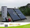 400l riscaldatore di acqua solare con pannello solare di stoccaggio collector+water tank+ posto di lavoro