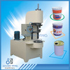 Semi-automatic Can Forming Equipment Hydraulic Pre-curling and Flanging Machine To 10-20L Bucket Can Making Line