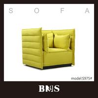 Colorful Japan single sofa kayu