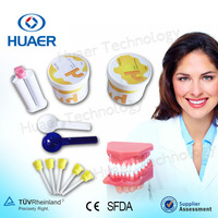 The lowest deformation Polysilicone material /dental impression material HR-SP