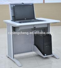 2014 hot sale Office furniture Hide-away computer lap desk