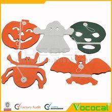 Halloween Decoration Props Paper Craft Lantern Garland Set Style Random Quantity 1