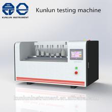 plastic rubber thermoplastic HDT Vicat analysis equipment