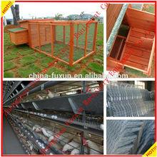Large chicken house wooden chicken breeding coop cage
